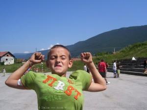 Volontariato con Terre e Libertà in Bosnia, Orasac