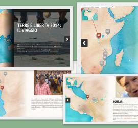 TL storymap collage
