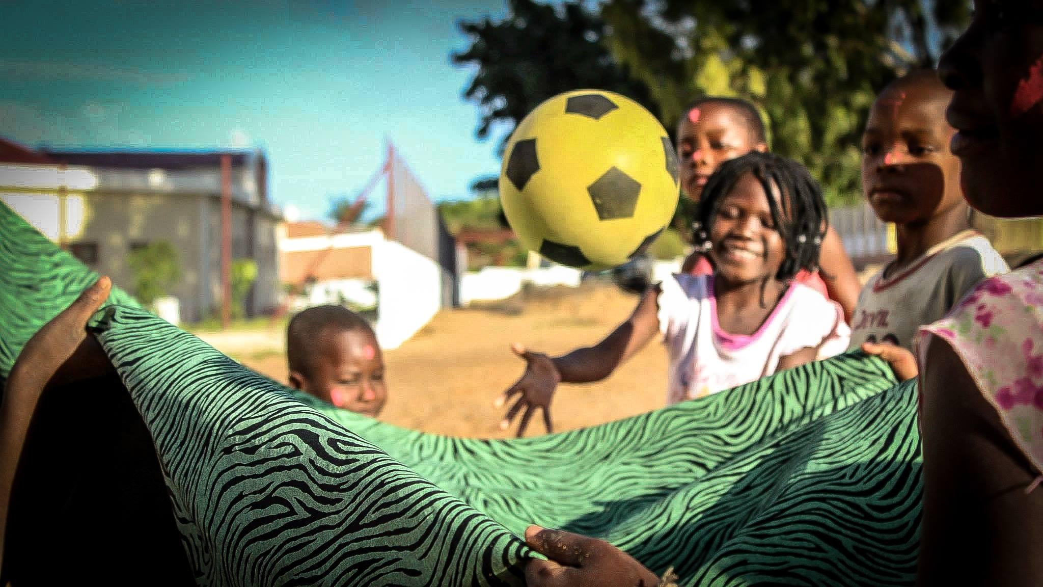 Campi di volontariato estivo in Mozambico, Matteo Pezzana