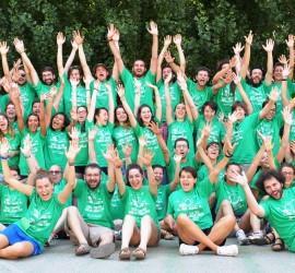 Volontari 2015 Terre e Libertà