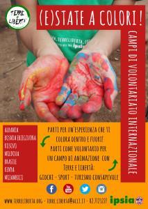 Presentazione campi volontariato a Varese - Terre e Libertà