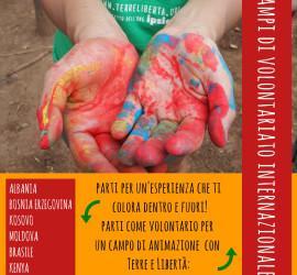 Campi volontariato Terre e Libertà