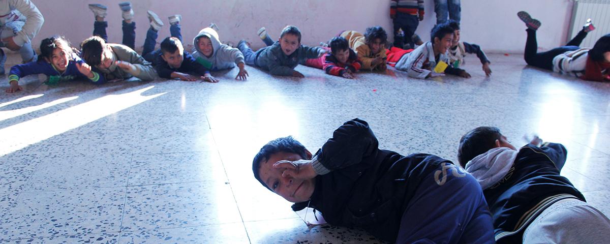 Campi di volontariato invernale con IPSIA