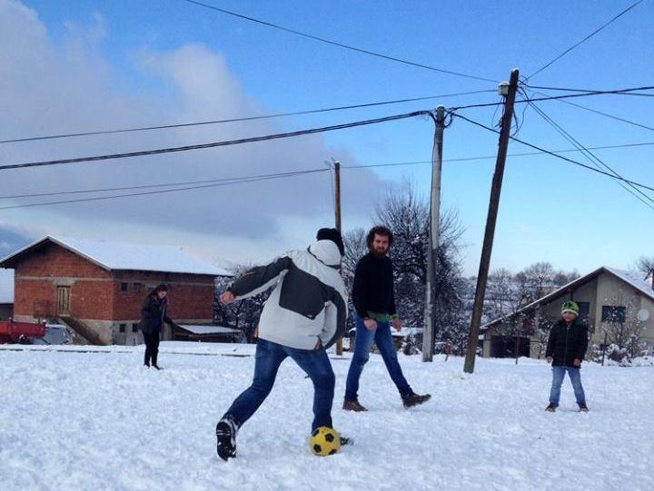 Campo di volontariato invernale in Bosnia 2017 - Terre e Libertà