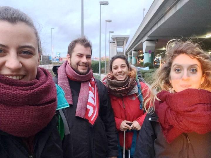 Campo di volontariato invernale in Grecia 2017 - Terre e Libertà