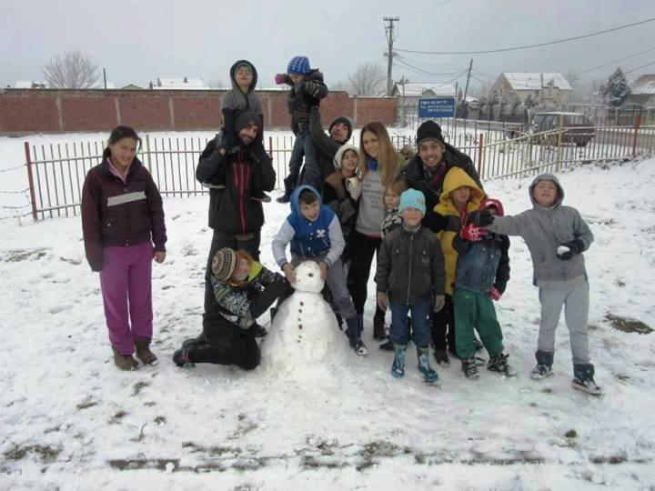 Campo di volontariato invernale in Kosovo 2017 - Terre e Libertà