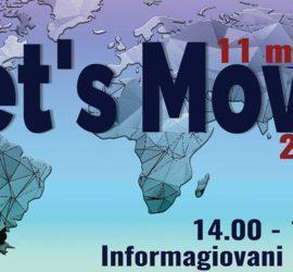 Let's Move: presentazione dei campi di volontariato a Lecco