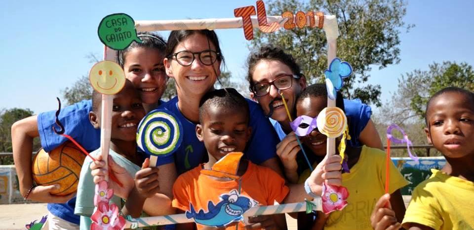 Campo di volontariato in Mozambico 2018