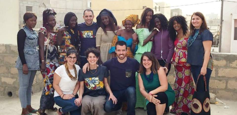 Ipsia Sardegna in Senegal in visita a Lab Dakar