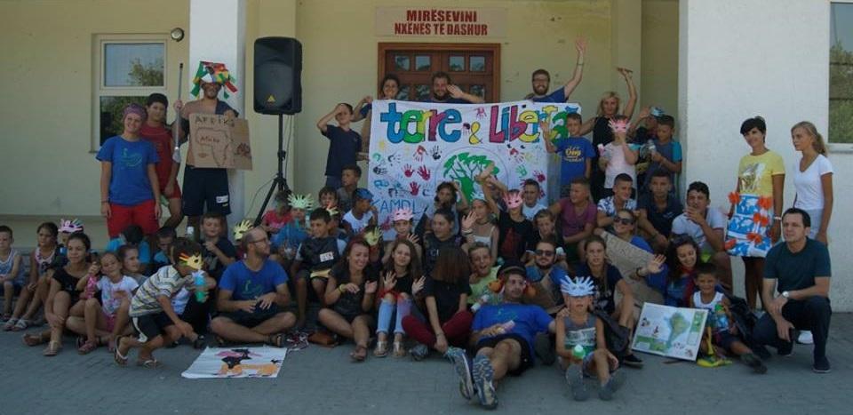 Campo volontariato in Albania
