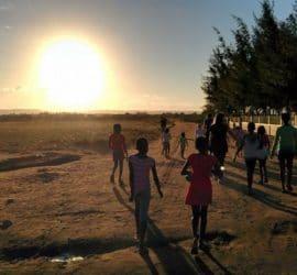 Campo di volontariato in Africa con Terre e Libertà